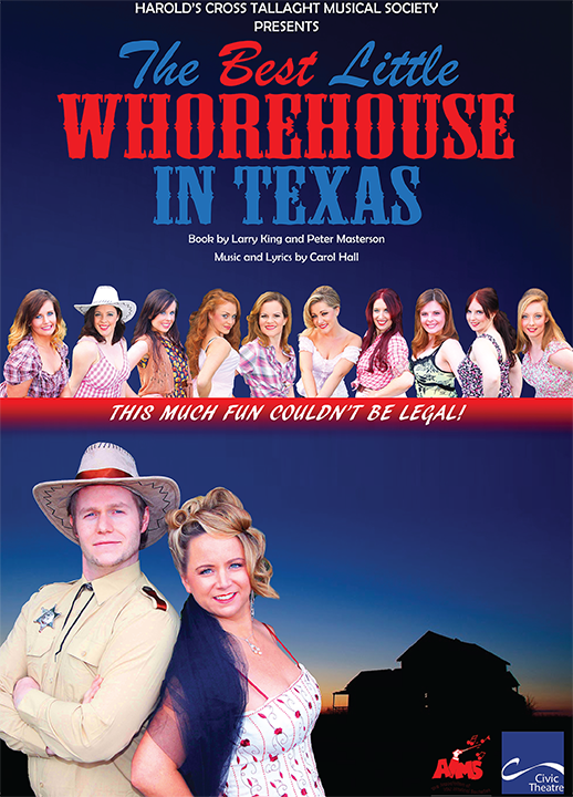 Best Little Whore House in Texas, HXT 2014.
