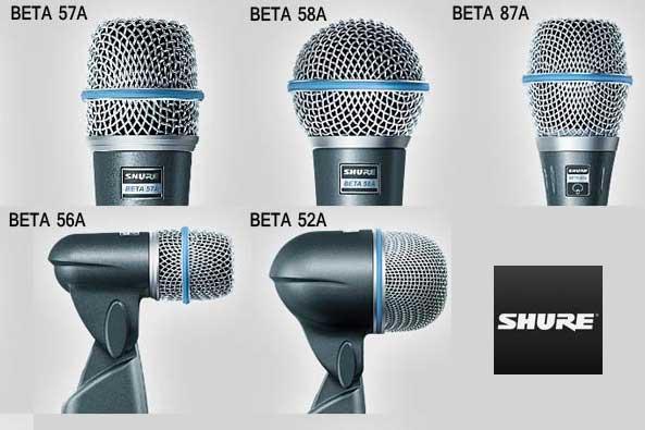 Shure-BetaS