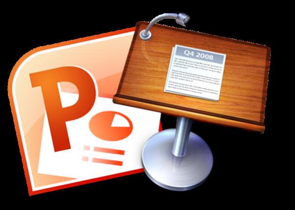 PowerPoint--Keynote